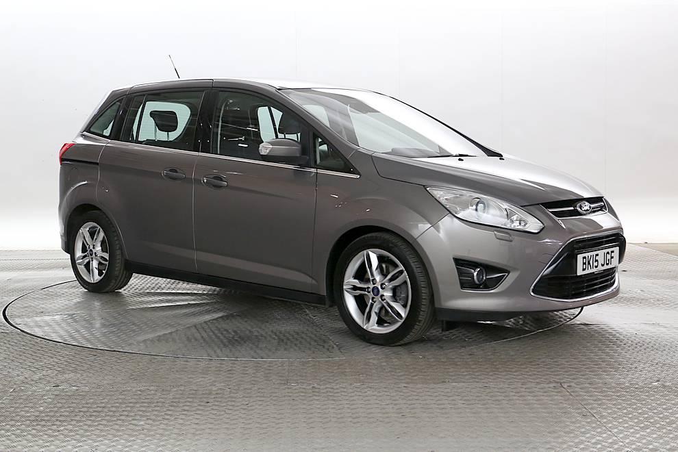 Ford Grand C-Max - Cargiant