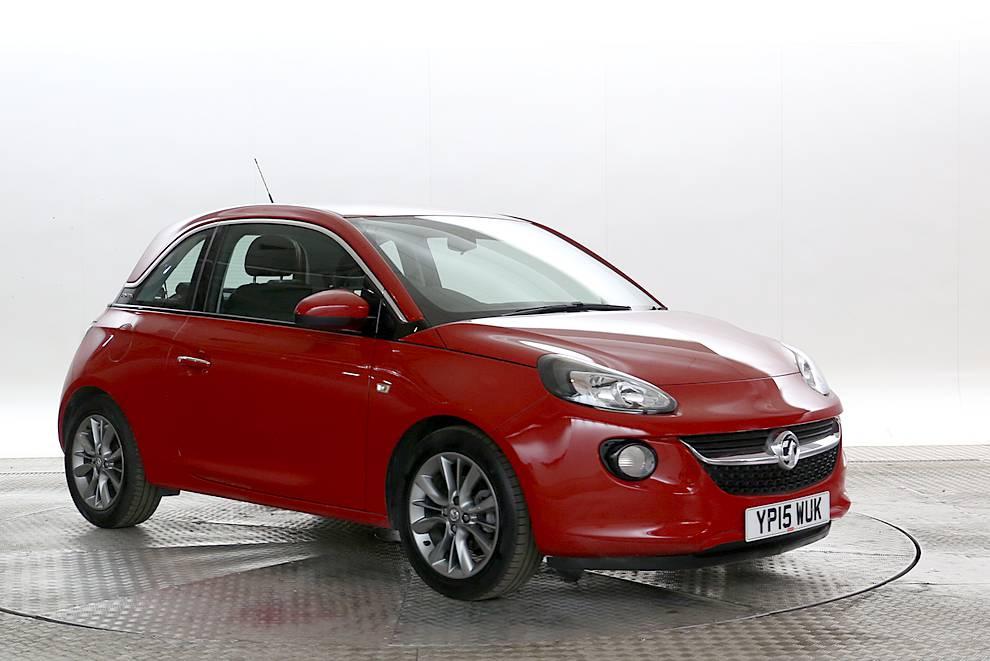 Vauxhall Adam - Cargiant