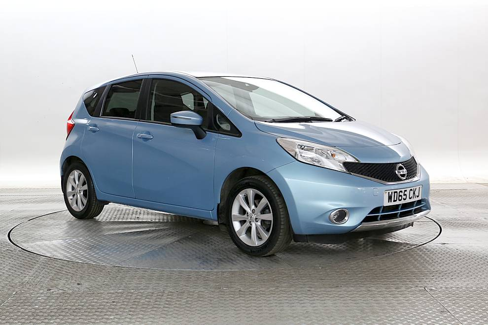 Nissan Note - Cargiant