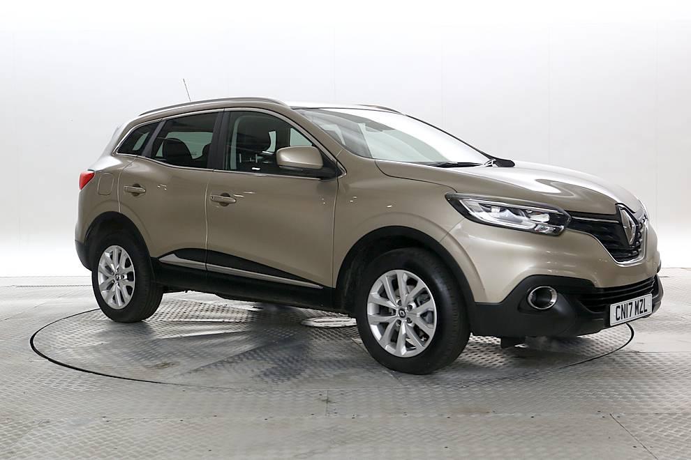 Renault Kadjar - Cargiant