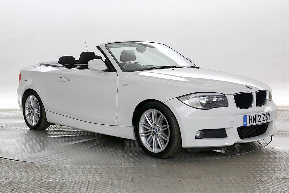 BMW 120D - Cargiant