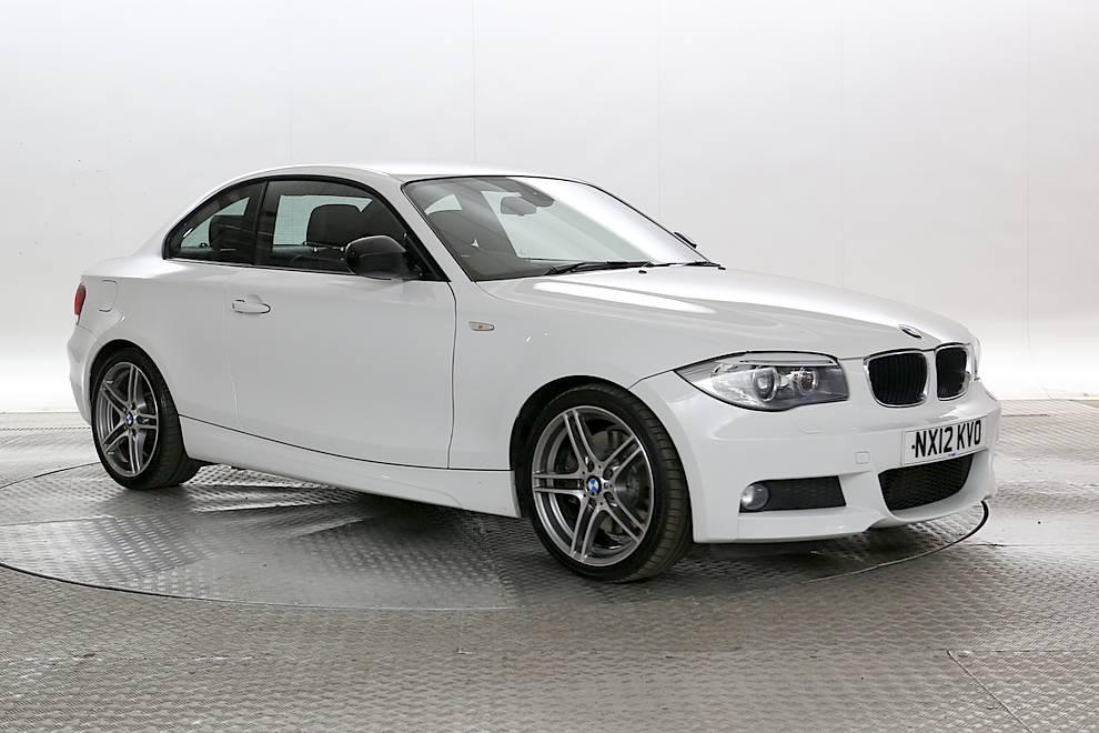 BMW 123D - Cargiant