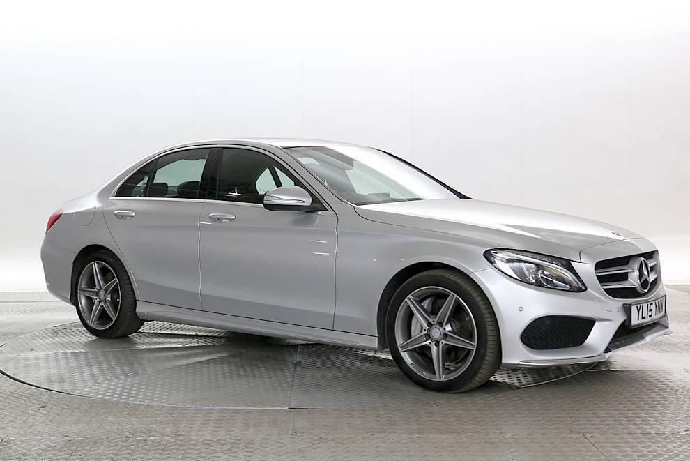Mercedes C250 - Cargiant