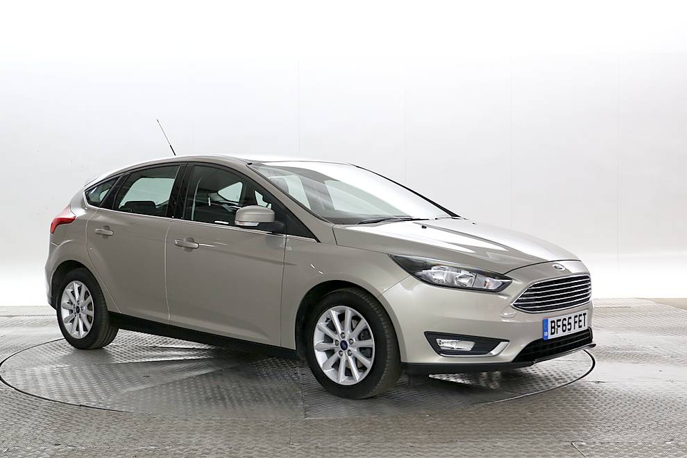Ford Focus - Cargiant