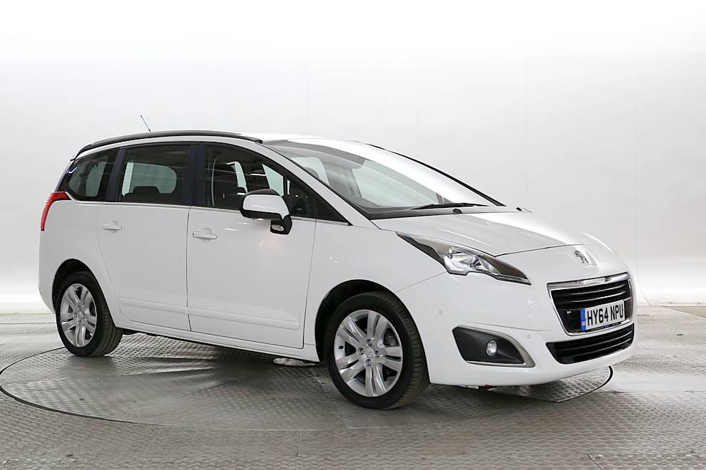 Peugeot 5008 - Cargiant