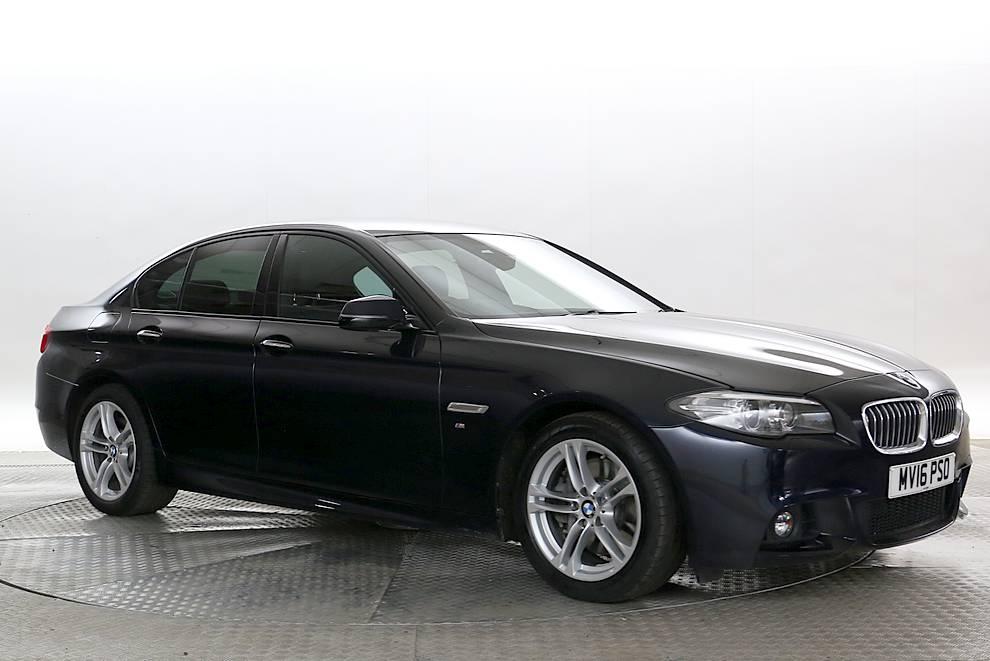 BMW 530D - Cargiant