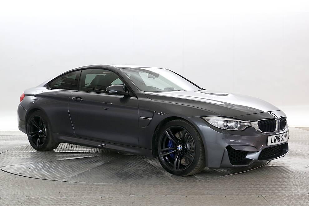 BMW M4 - Cargiant