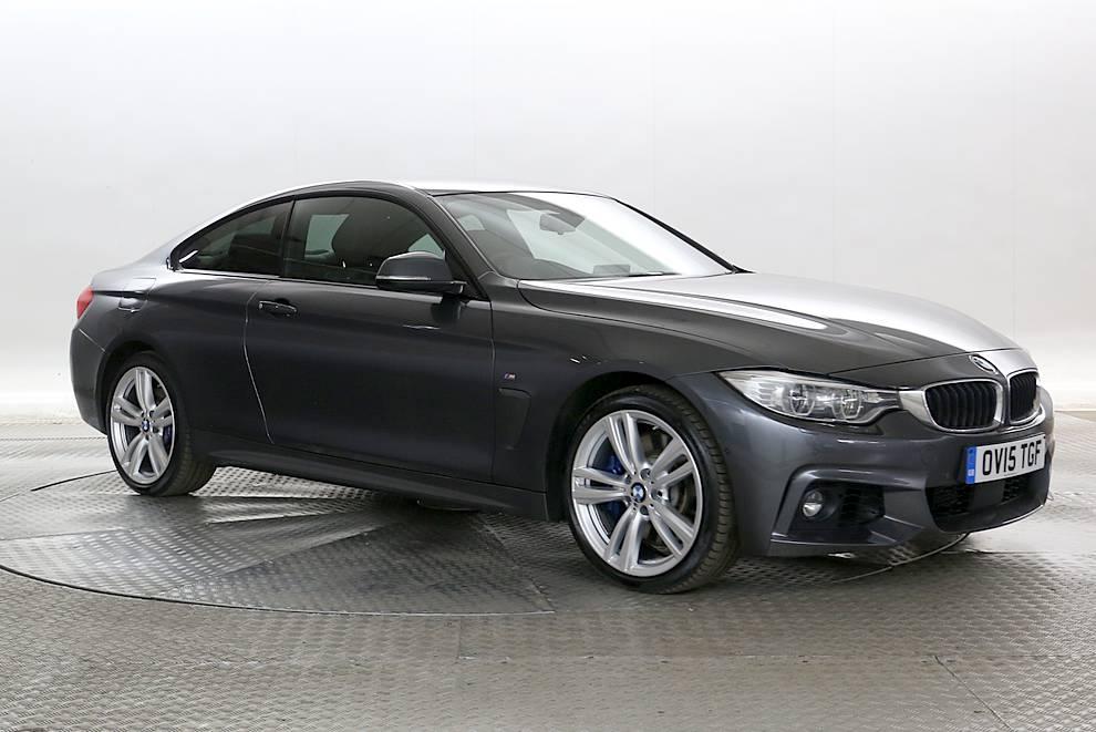 BMW 435D - Cargiant