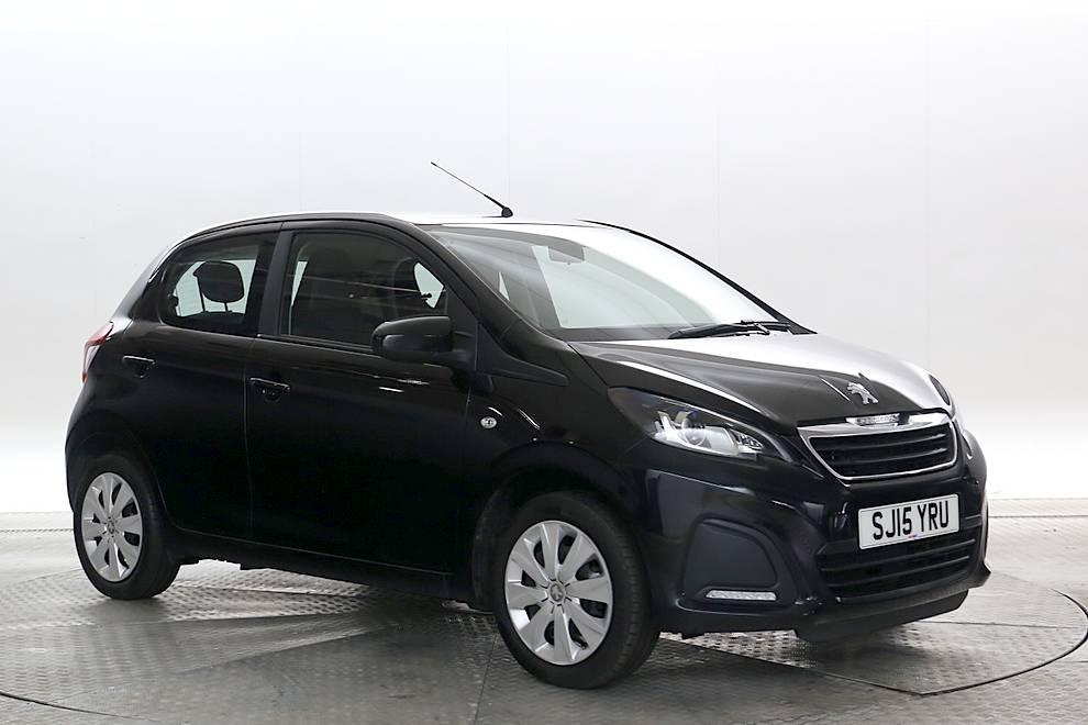 Peugeot 108 - Cargiant