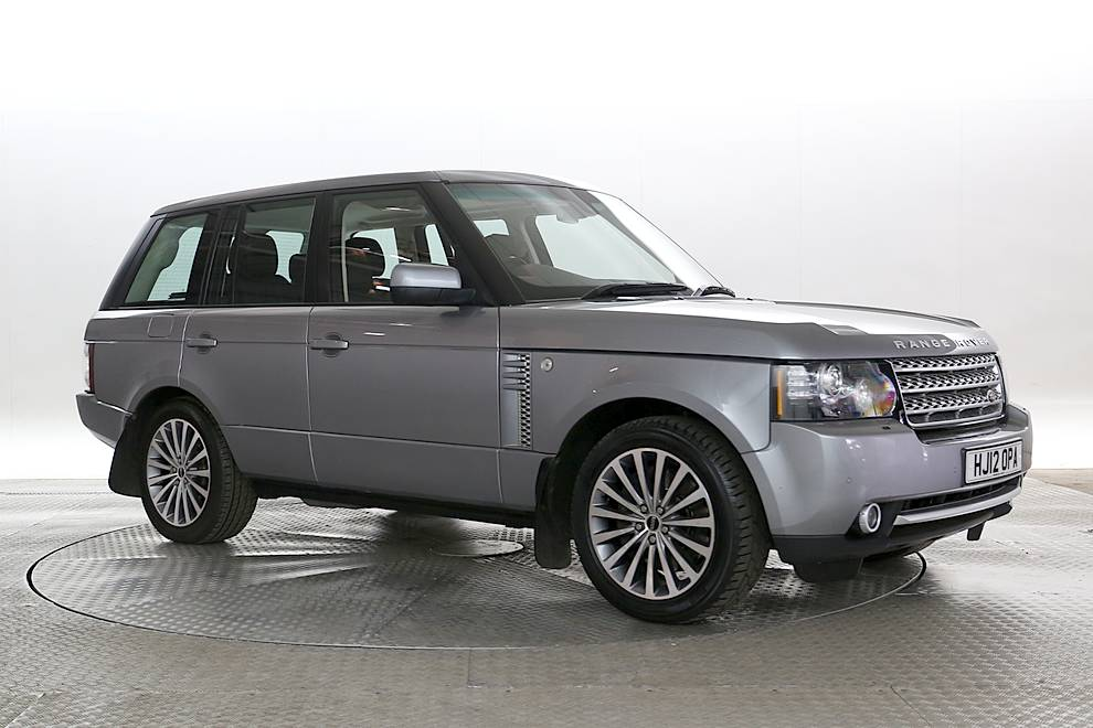 Land Rover Range Rover - Cargiant