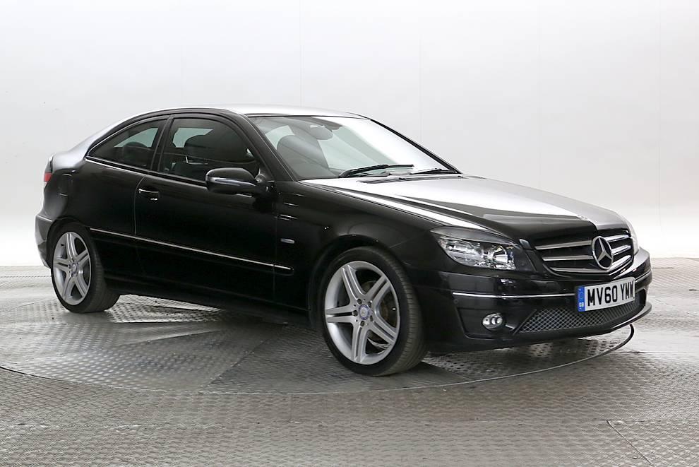 Mercedes CLC - Cargiant