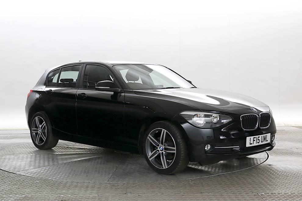 BMW 114i - Cargiant