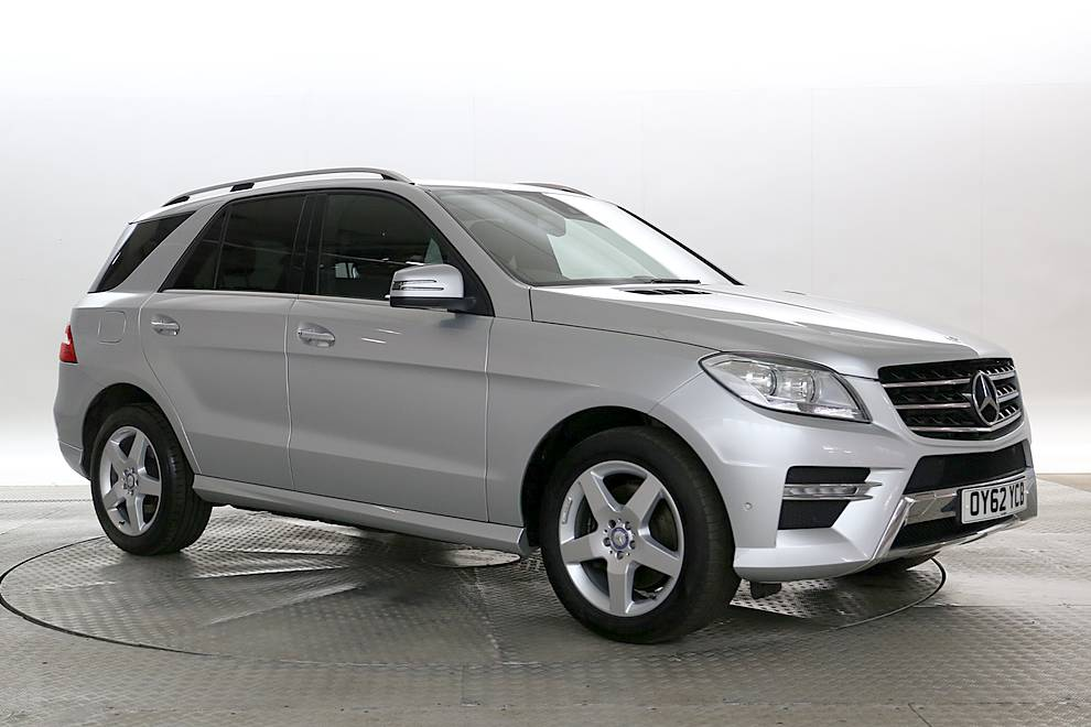 Mercedes ML250 - Cargiant