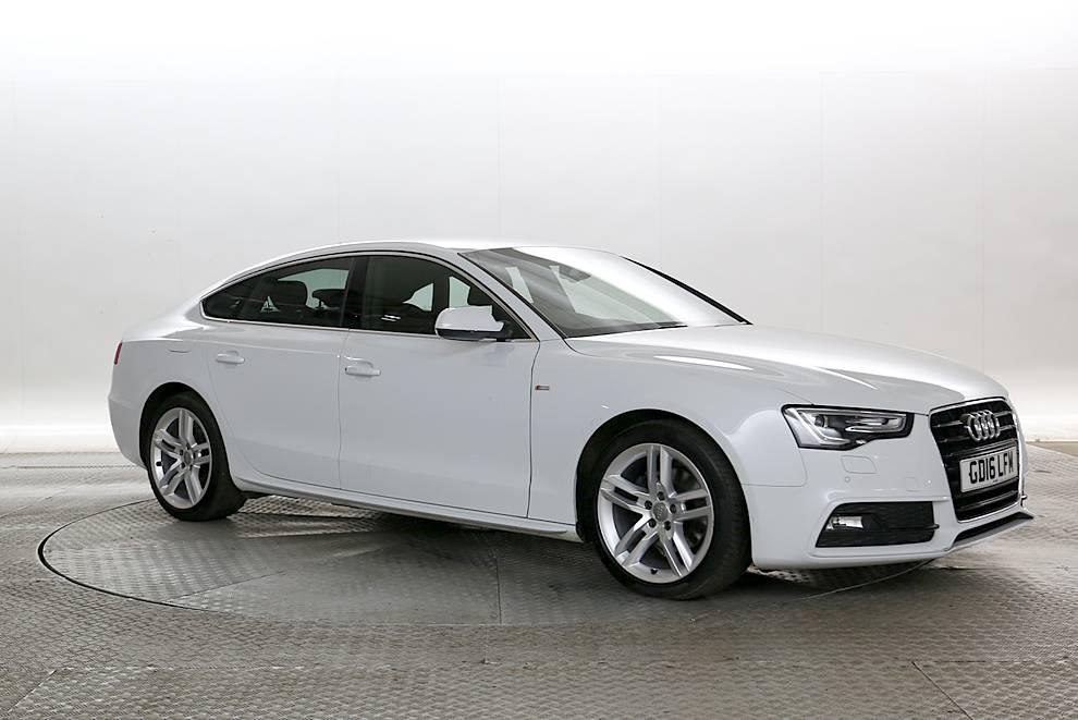 Audi A5 - Cargiant