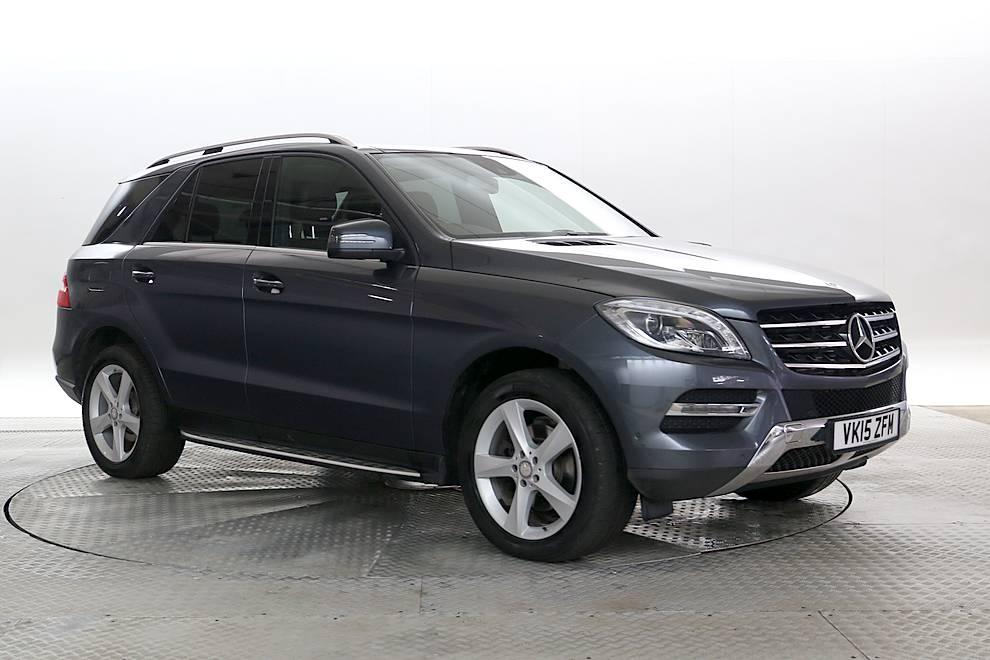 Mercedes ML250 - Cargiant