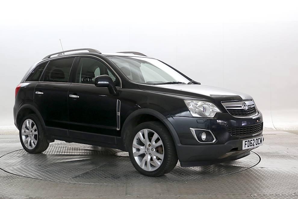 Vauxhall Antara - Cargiant