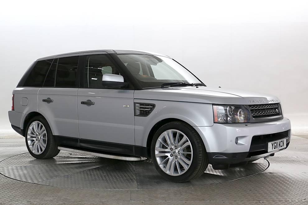 Land Rover Range Rover Sport - Cargiant