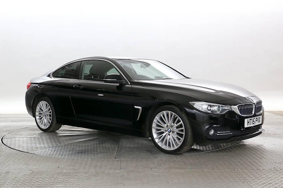 BMW 418D - Cargiant