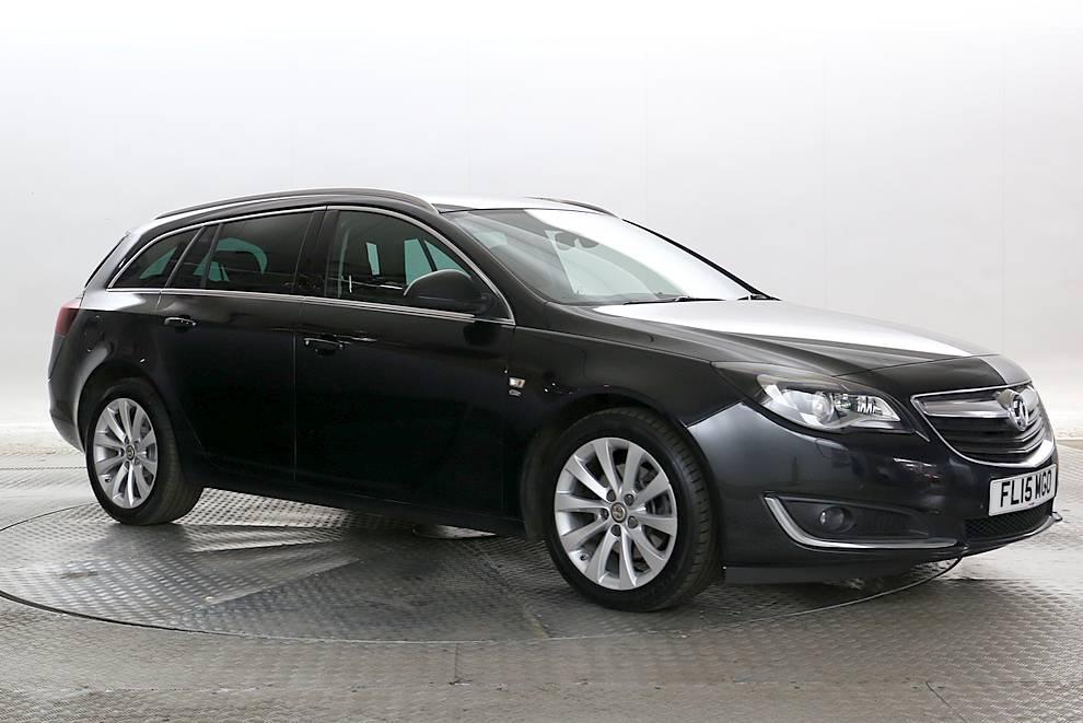 Vauxhall Insignia - Cargiant