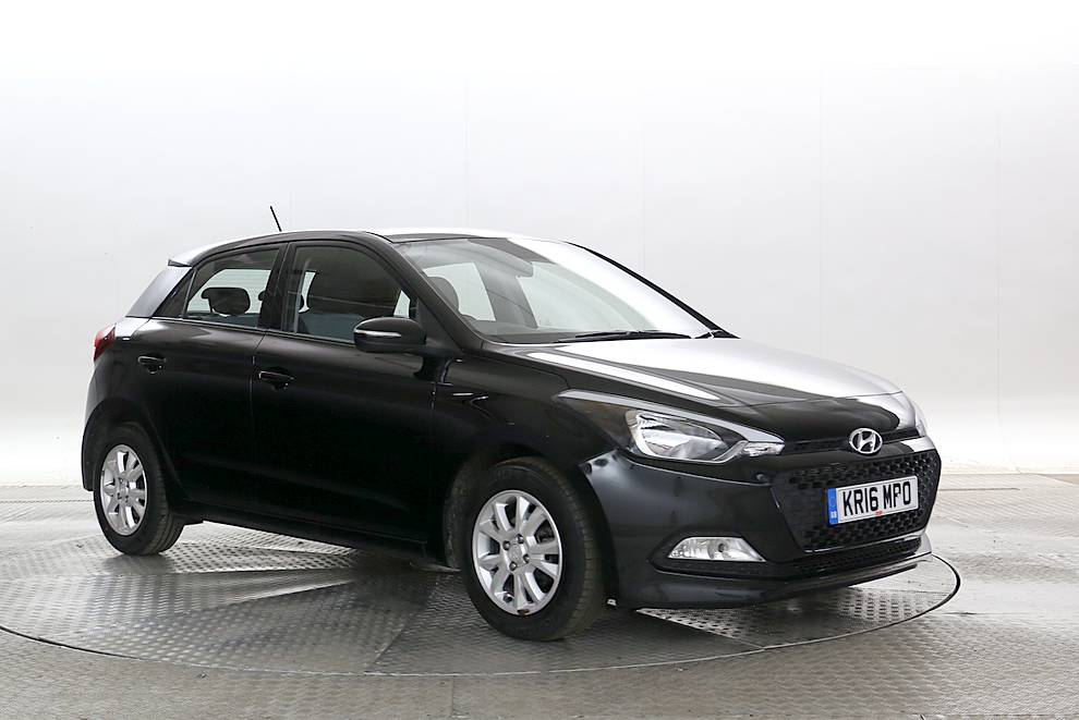 Hyundai I20 - Cargiant