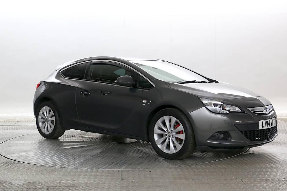 Vauxhall Astra GTC - Cargiant
