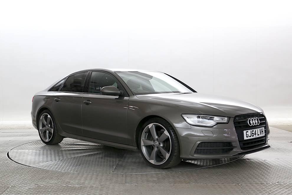 Audi A6 - Cargiant