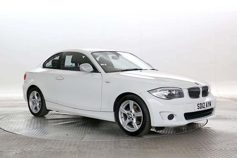 BMW 118D - Cargiant