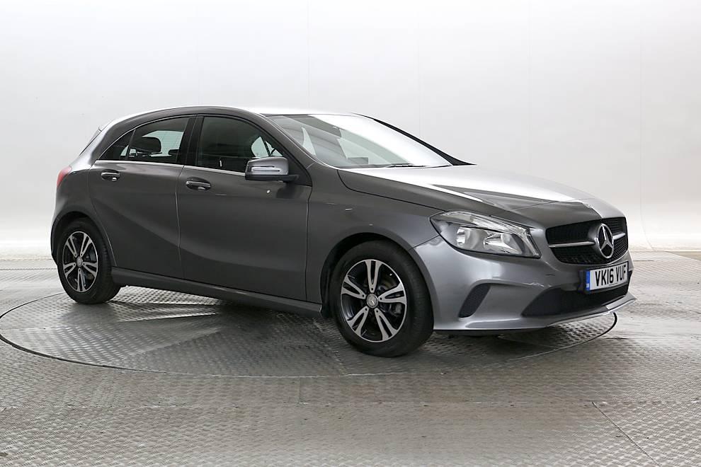 Mercedes A180 - Cargiant