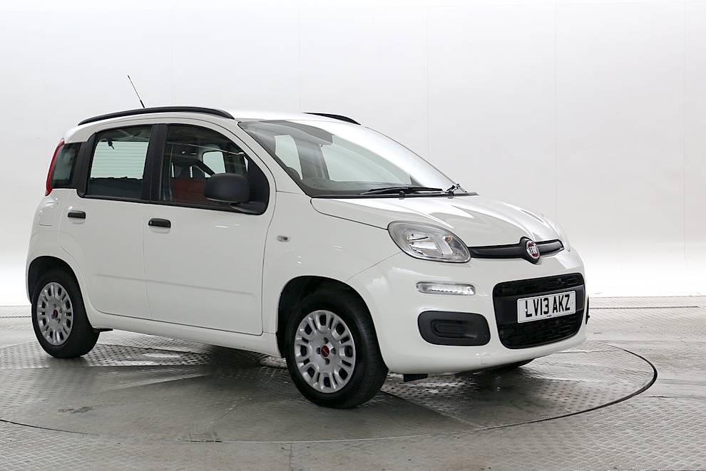Fiat Panda - Cargiant