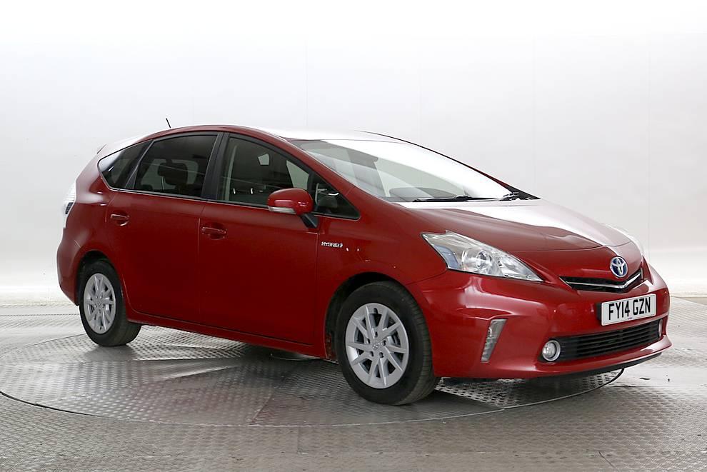 Toyota Prius+ - Cargiant