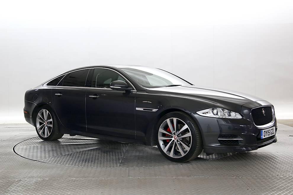 Jaguar XJ - Cargiant