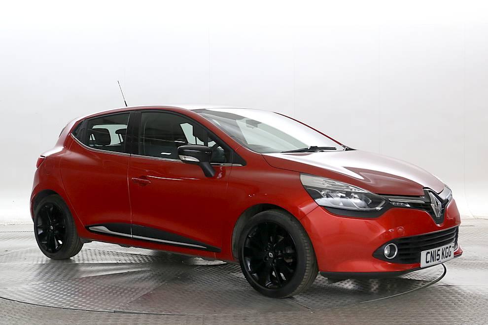 Renault Clio - Cargiant