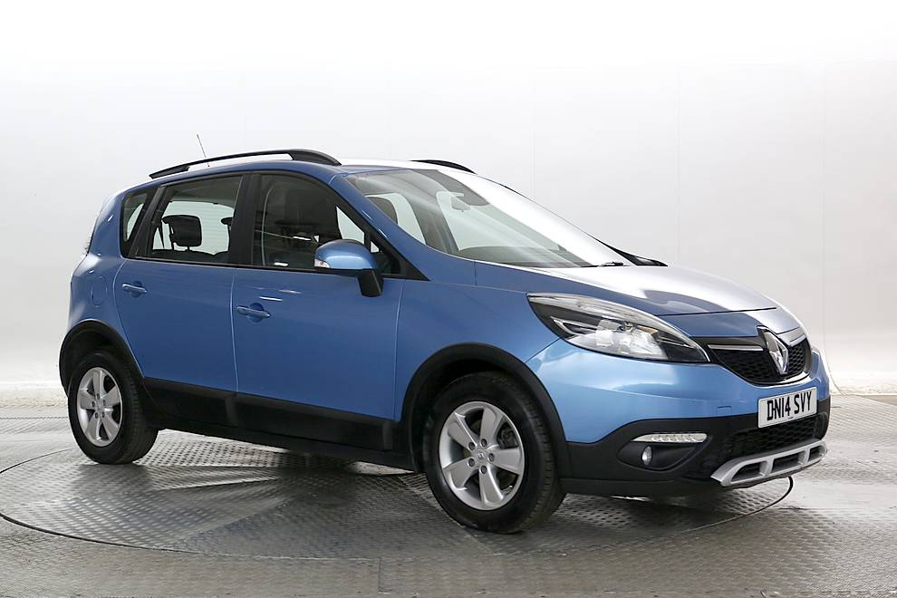 Renault Scenic XMod - Cargiant