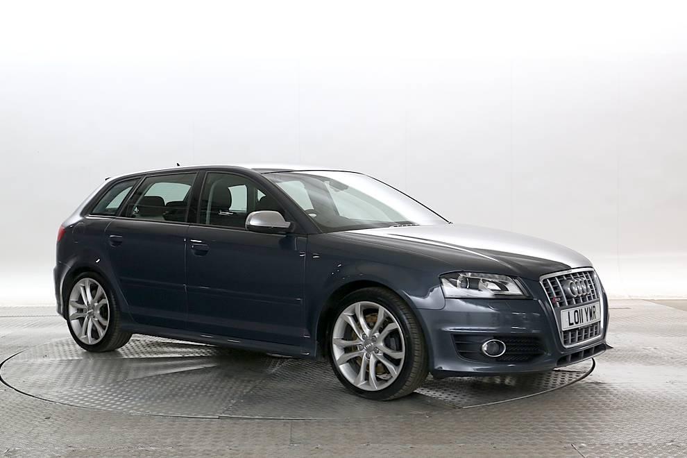 Audi S3 - Cargiant