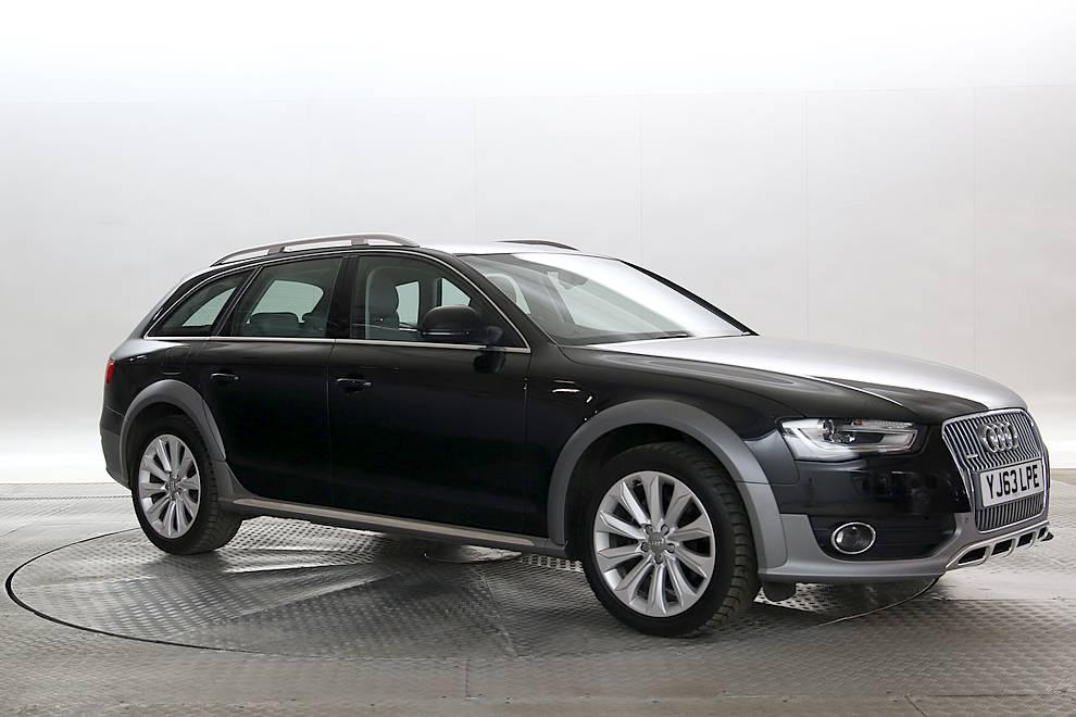 Audi A4 Allroad - Cargiant