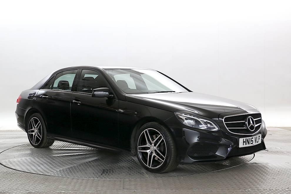 Mercedes E300 - Cargiant