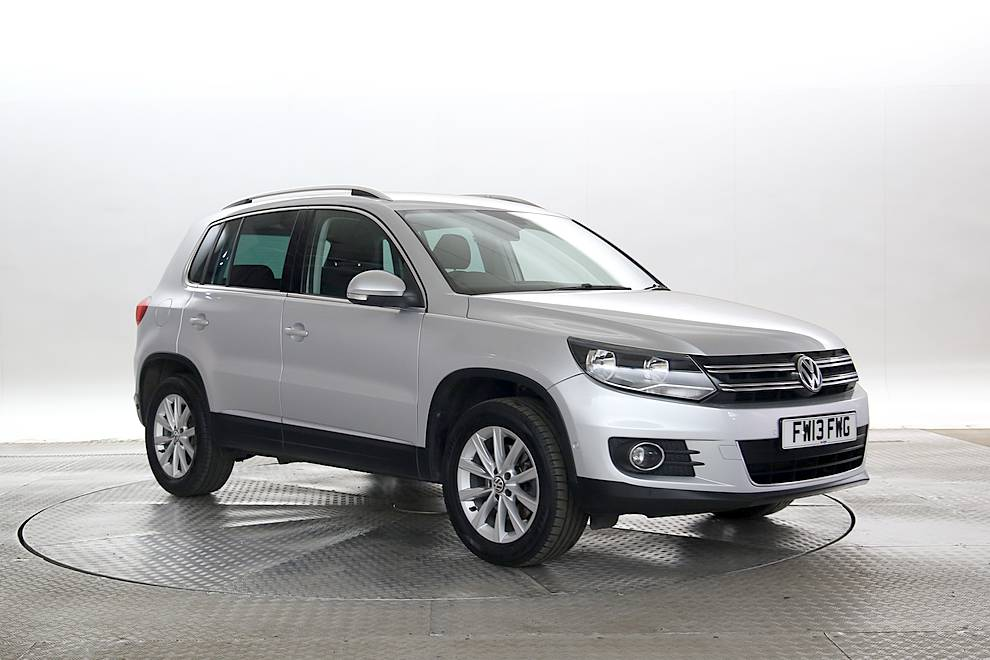 Volkswagen Tiguan - Cargiant
