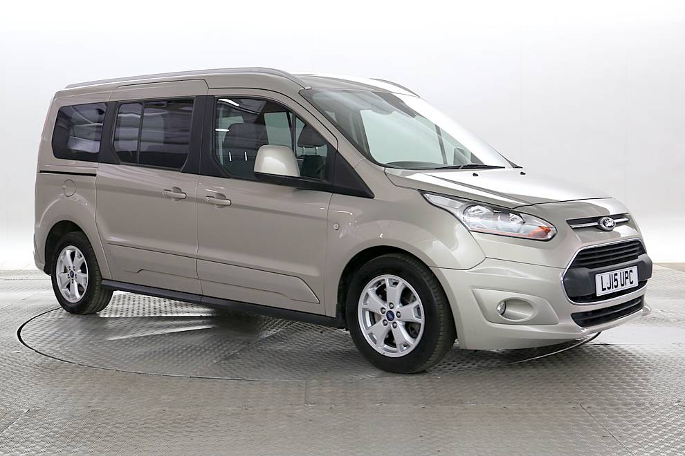 Ford Grand Tourneo Connect - Cargiant