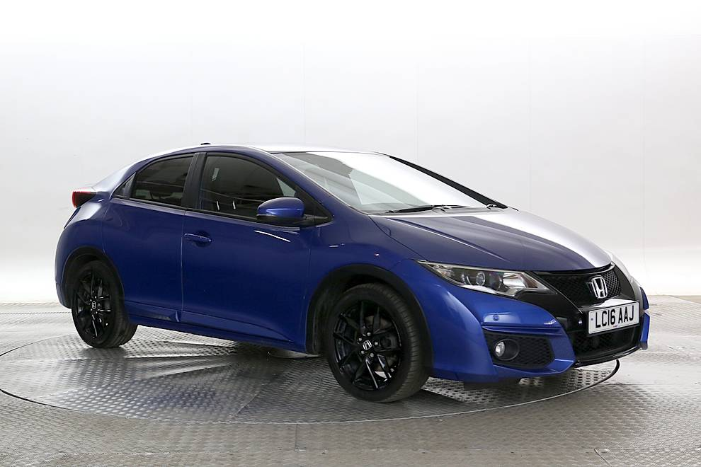 Honda Civic - Cargiant