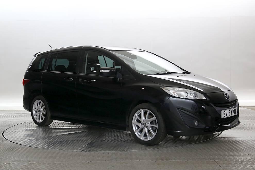 Mazda 5 - Cargiant
