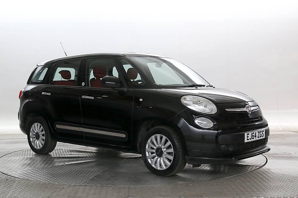 Fiat 500L - Cargiant