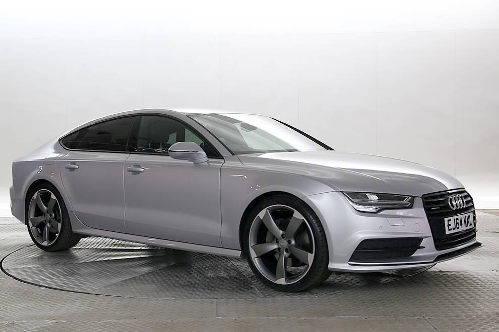 Audi A7 - Cargiant
