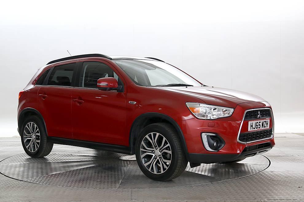 Mitsubishi Asx - Cargiant