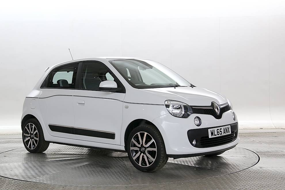 Renault Twingo - Cargiant