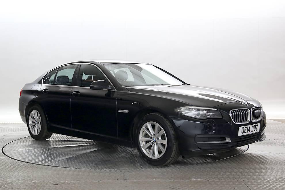 BMW 518D - Cargiant