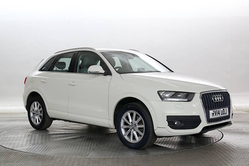 Audi Q3 - Cargiant