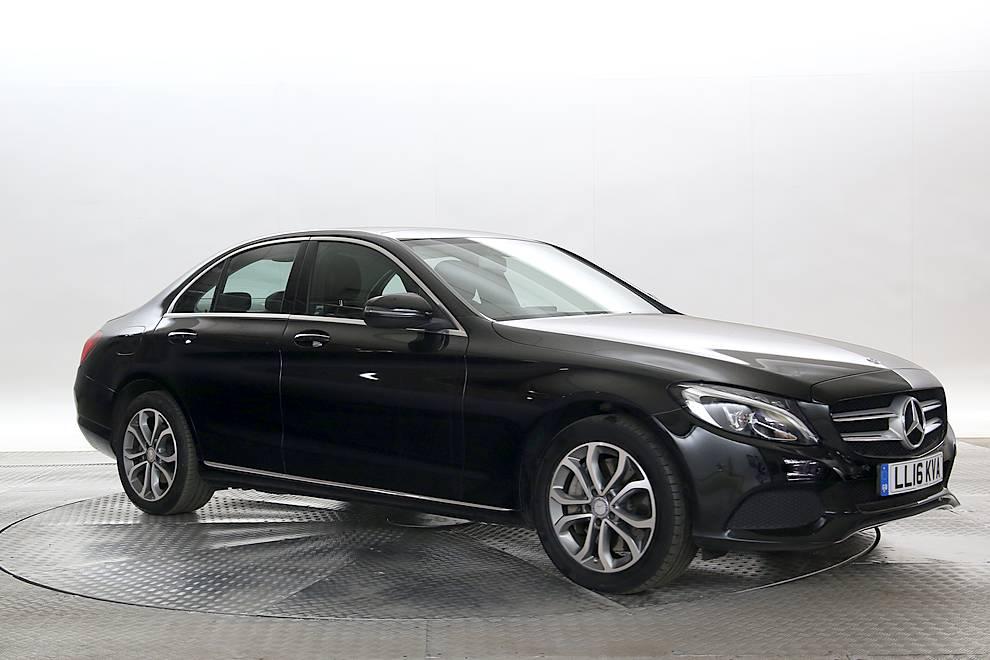 Mercedes C350e - Cargiant