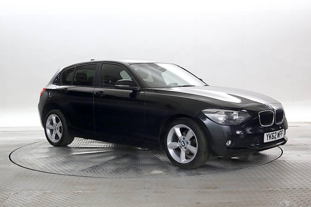 BMW 116D - Cargiant