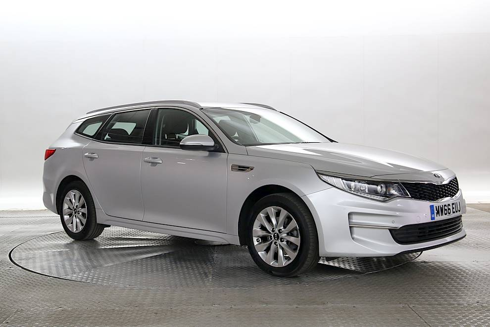 KIA Optima - Cargiant