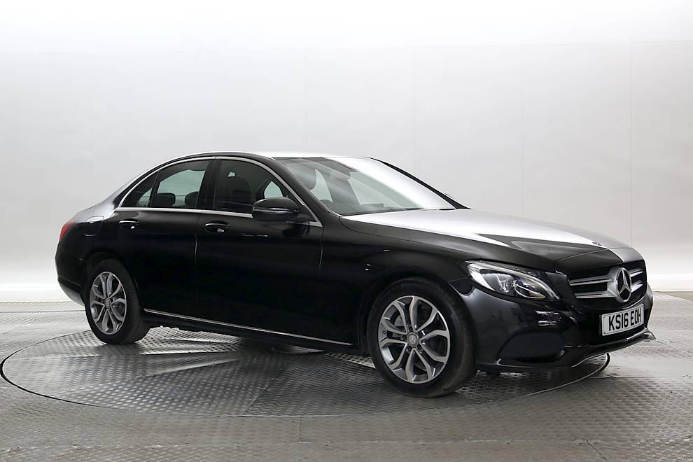 Mercedes C220 - Cargiant